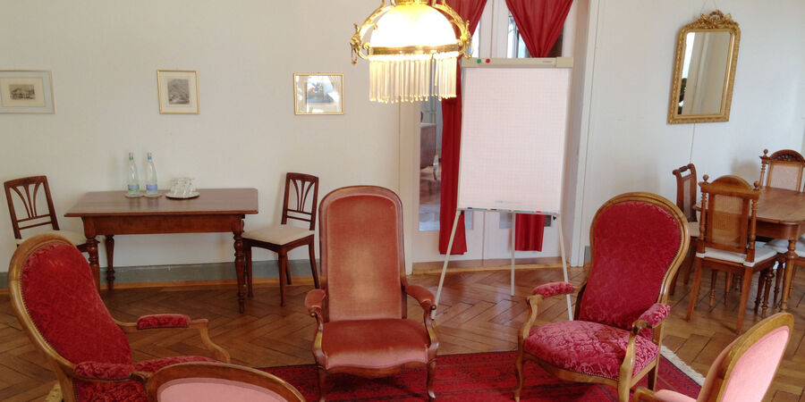 Workshop in der Alten Stube