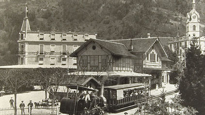 Hotel after 1901