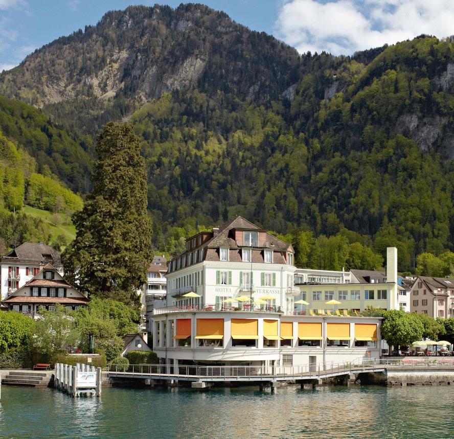 Hotel Hotel Terrasse Am See